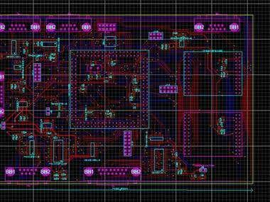 PCB Designing Work