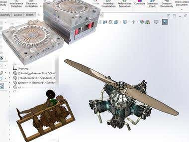 this project is solidworks -project.