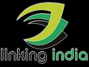 Logo for Linking India