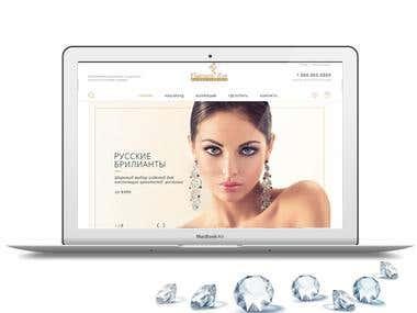 Golden Flamingo website