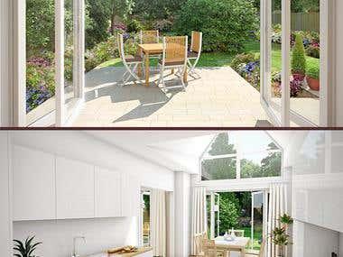 Apartment in Surrey, UK