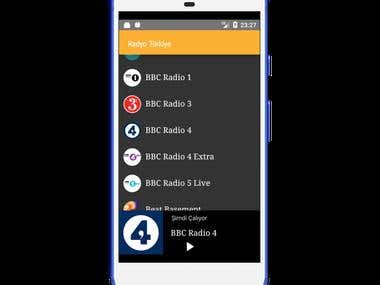 ALL RADIO STATIONS APP