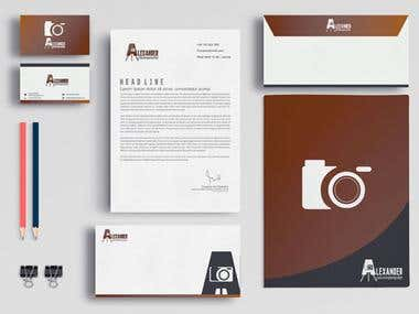 Stationery Design - Design Services
