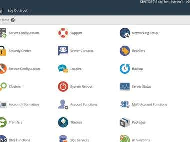 Complete transfer of Hostgator cPanel hosted website to AWS
