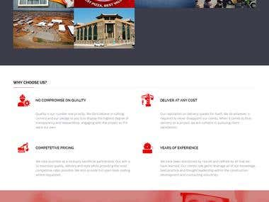 Website: AIDE Construction