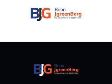 Design a WordPress Mockup for brianjgreenberg.com