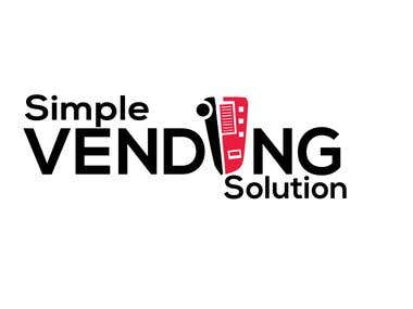 simple vending logo