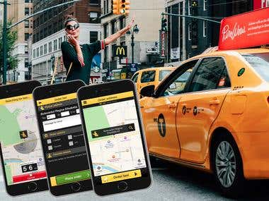 Star Taxi Application