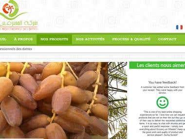 Pro-dattes online dattes sale