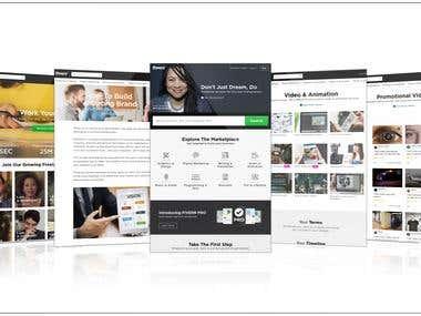 Website and App Presentation Videos