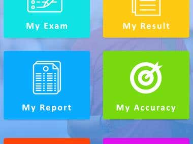 Online Exams Android App