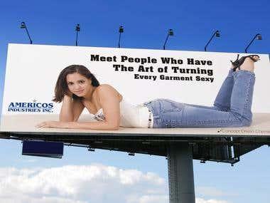 Outdoor Signage, Display Design, Banner - Poster Design