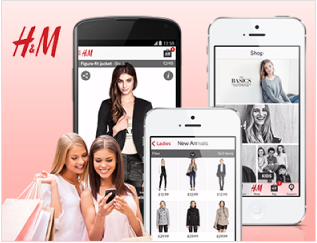 H&M (Shopping iOS & Android)