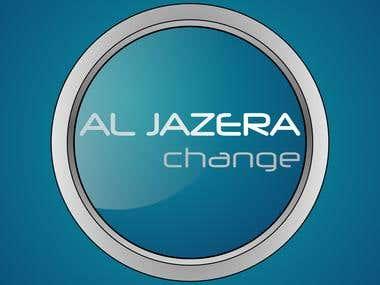 Al Jazeera Auto Logo, buziness card and letterhead