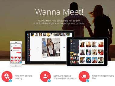 Social Dating - Wanna Meet