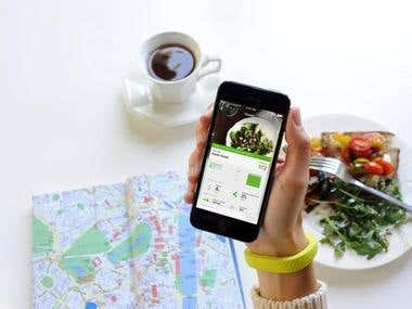 Photo Food Diary App to Share Photos of your Food