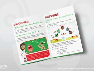 Brochure for Global hearth Network.org