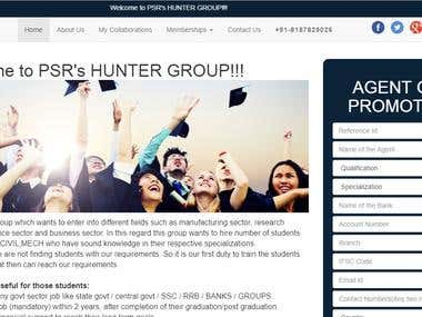 PSR-Hunter Group