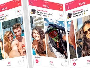 Stitch Social Networking App - IOS