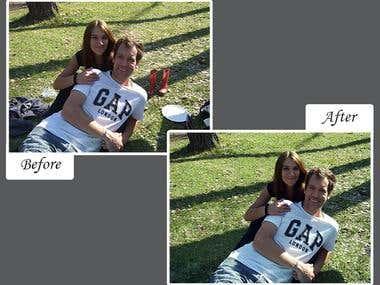 Image edits