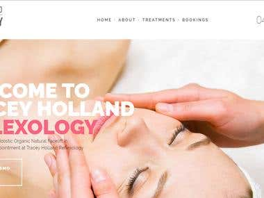 Reflexology Website