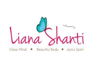Logo Design for Liana Shanti