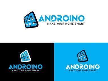 Andruino logo design