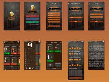 The Brewmaster App