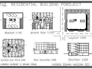 2D Projects , Yasmin Osama