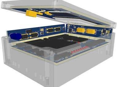 3D casing Design