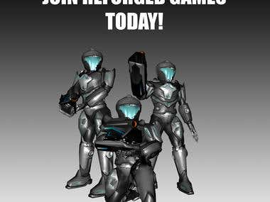 Federation Troopers
