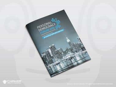 Create a brochure that convinces someone PDF 2016