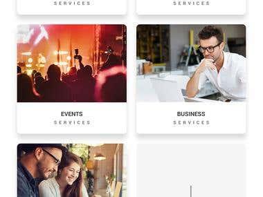 HassleFix Mobile App Design