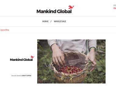 MANKIND GLOBAL | DISCOVER WORLD'S GREAT COFFEE