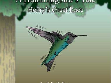 Book Illustration - A Hummingbird's Tale