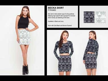 Catalog - Look Book