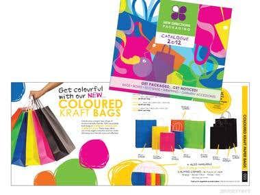 Layout/Catalogue Design