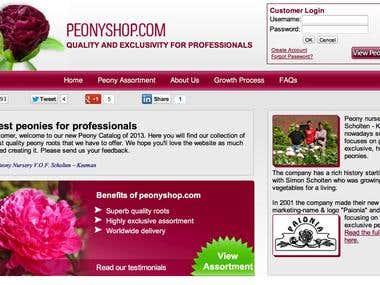 Peonyshop.com
