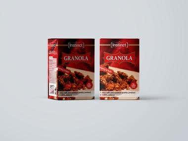 Packaging Design: Box Design
