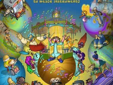 """Trailer """"El extraordinario viaje de Lucius Dumb"""""""