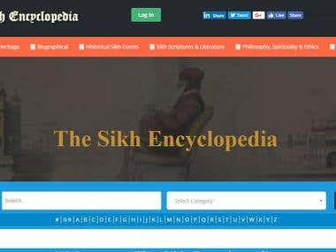 The Sikh Encyclopedia