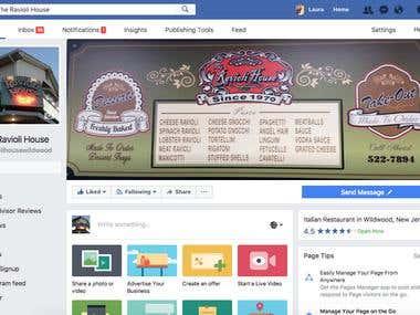 Social Media Marketing - Facebook, Twitter & Instagram