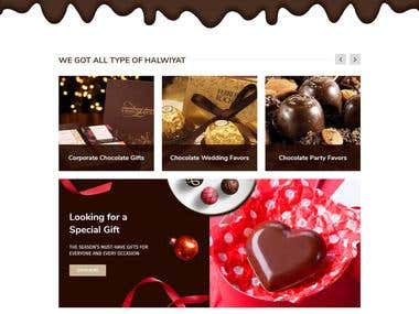 Website Design & Develop