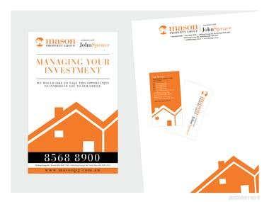 Logo/Branding/Brochure/Stationary Design