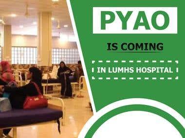 Flyer of PYAO