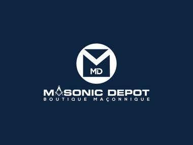 Logo needed for my online masonic shop