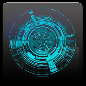 Tech rings live wallpaper