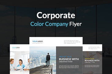 Color Company Flyer