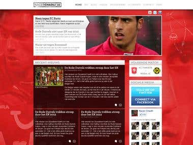 Sport House Group official website for Nacer