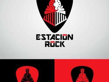 Estacion Rock Logo